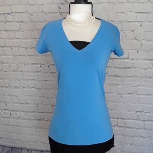 Lilly Pulitzer blue T shirt